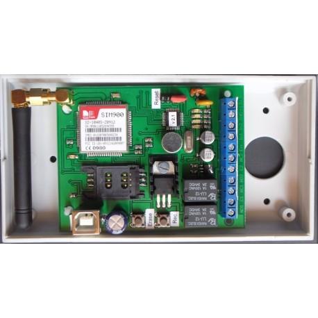 FVK 22 vox USB plast skrinka